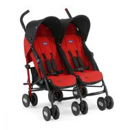 Коляска для двойни Chicco Echo Twin Stroller {Garnet}
